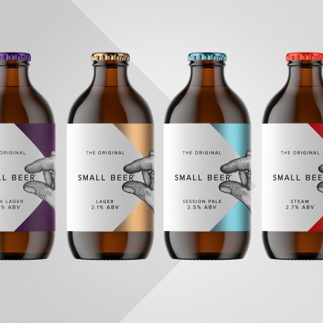 Small Beer Mixed Case (24 x 350ml)