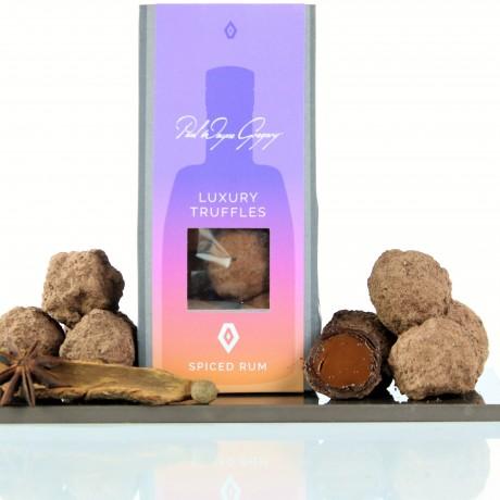 Luxury Rum Truffles