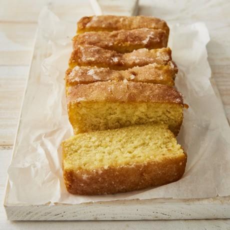 Lemon Drizzle Loaf Cake