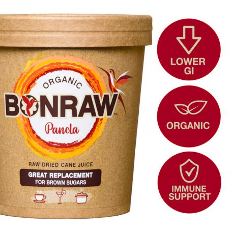 Organic Panela Brown Sugar substitute 3 x 225g
