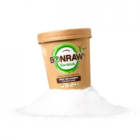 Silverbirch - White Sugar Replacer | Natural Sugar Substitute (Pack of 3)