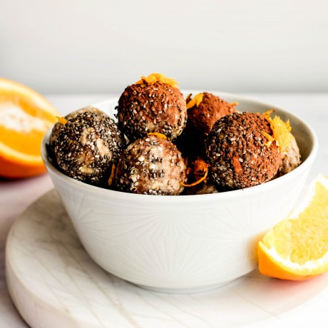 Energy Balls - nutritious and delicious