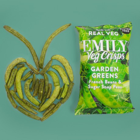 Eco Box Emily Veg Crisps