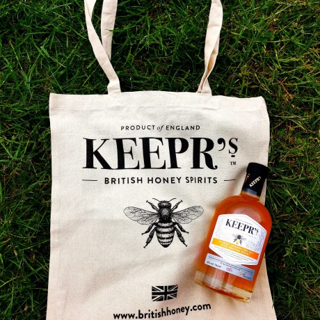 Honey Gin Gift Box with Tote Bag