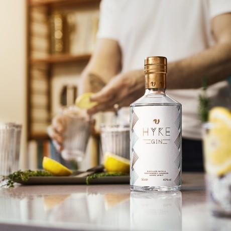 HYKE Gin 70cl