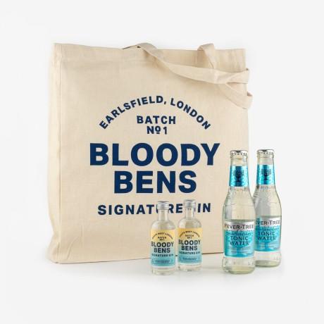 Bloody Bens mini Signature G&T set