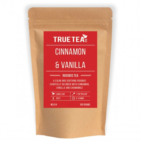 Cinnamon Vanilla Rooibos Tea