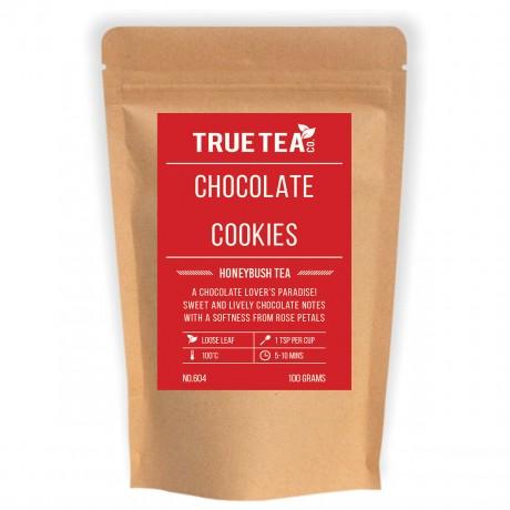 Chocolate Cookies Honeybush Tea