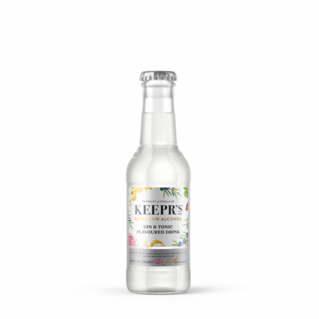 12 X ULTRA LOW ALCOHOL GIN & TONIC FLAVOURED DRINK