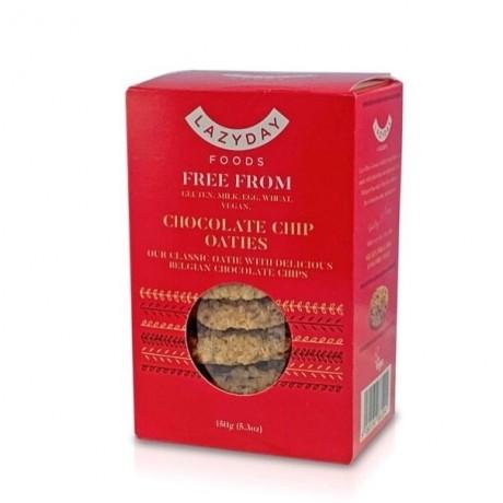 Chocolate Chip Oaties