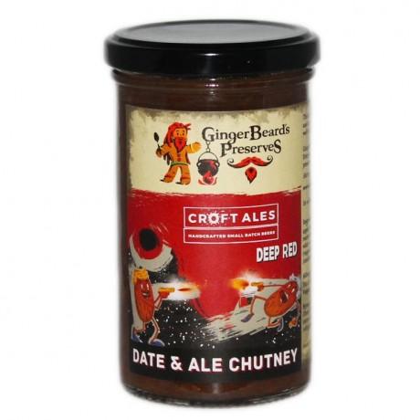 Gingerbeard's Date & Ale Chutney