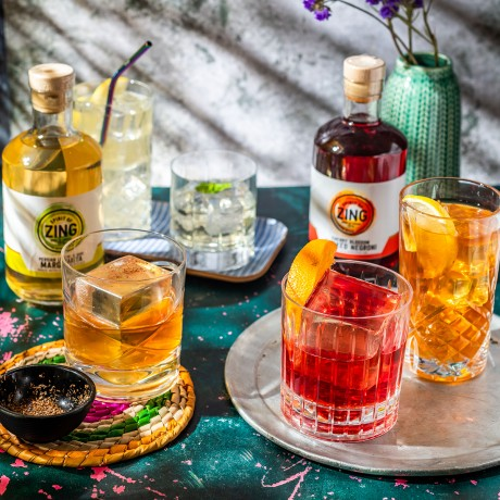 Gin Lovers Cocktail Collection