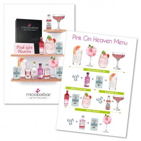 Pink Gin Heaven Box