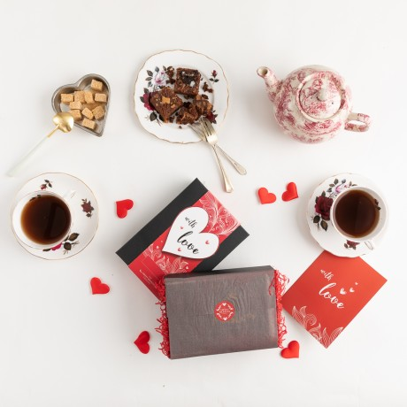 Romantic Afternoon Tea For Two [CLONE]