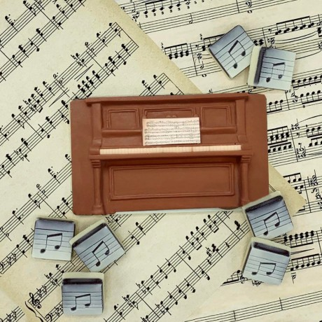 Chocolate Piano
