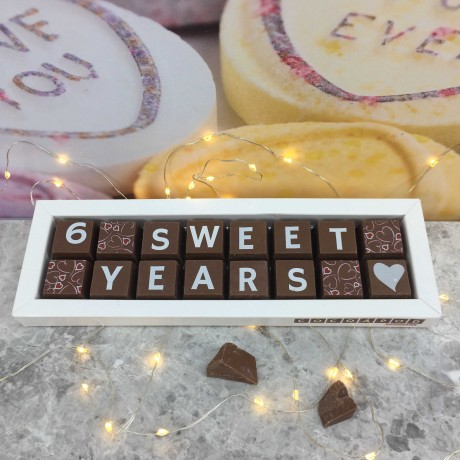 Personalised Any Occasion 16 Chocolate Box