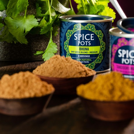 Indian Spice Blends