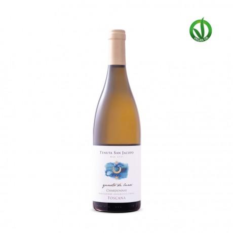 organic white wine chardonnay