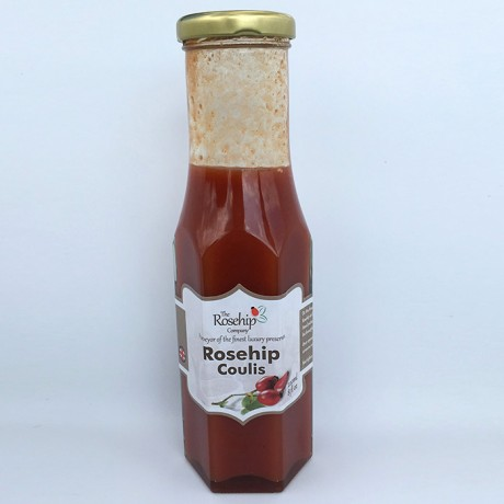 Rosehip Coulis