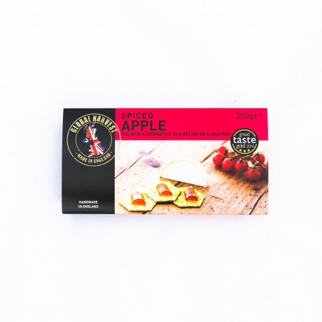 200g pack Spiced Apple Fruit jelly for Cheese