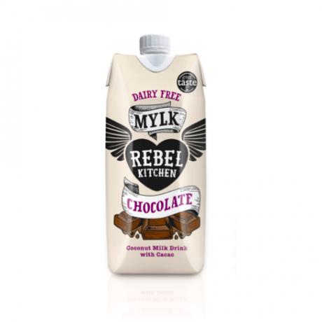 Organic Chocolate Dairy Free Organic Coconut Mylk Drink