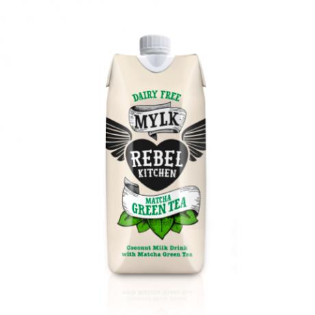 Organic Matcha Green Tea Dairy Free Coconut Mylk Drink