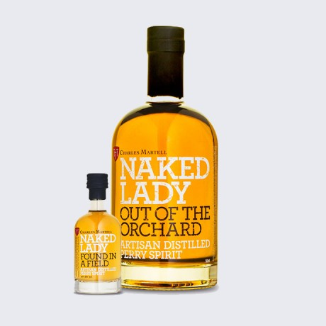 Naked Lady Perry Spirit