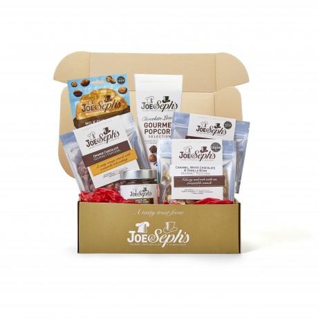 Joe & Seph's - Chocolate Lover's Night In Gift Box