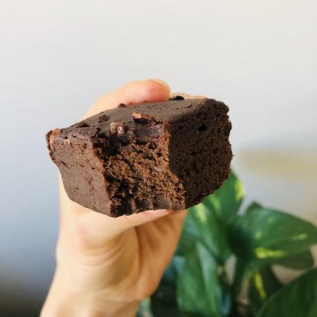Caramelised pecan Wholefood Brownies | Vegan, Gluten & Refined Sugar Free