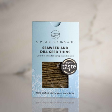 Seaweed & Dill Seed Thins