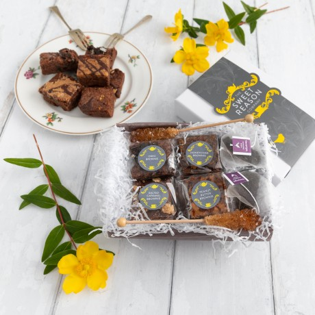 Monthly Brownie Box (from 3 months subscription)