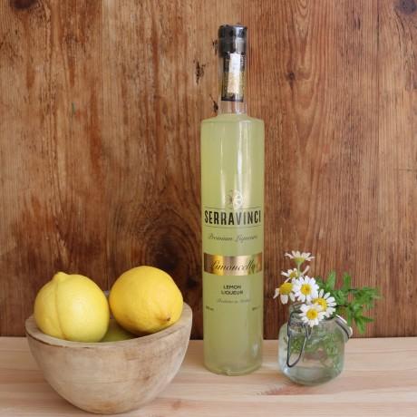 Limoncello Lemon Liqueur (50cl)