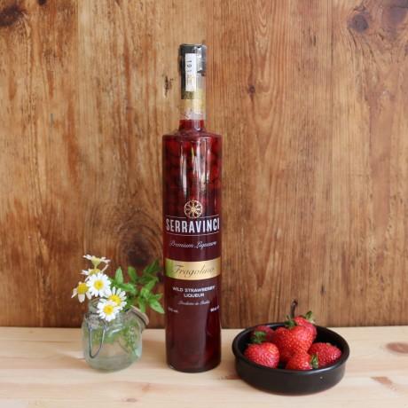 Fragolino | Wild Strawberry Liqueur (50cl)