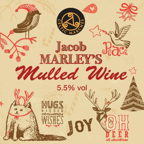 Jacob Marley's Mulled Wine (10L Bag In Box)