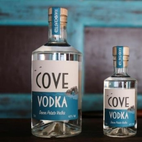 Cove Vodka 70cl and 20cl