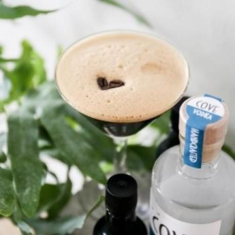 Cove Vodka Espresso Martini