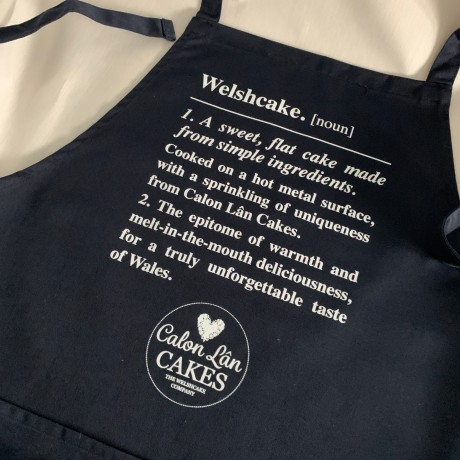 Make Your Own Welshcakes Kit Gift Bundle With Apron