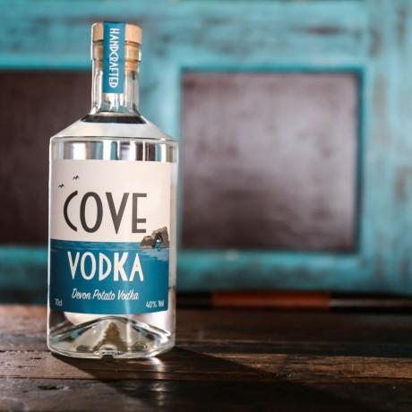 Devon Cove Potato Vodka (70cl)