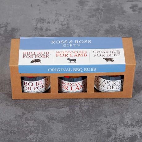 Bbq Rubs Trio Gift Pack