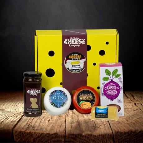 Boozie Cheese Gift Box