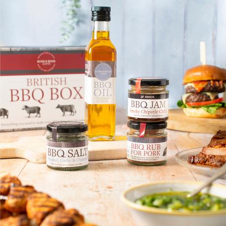 The British BBQ Box