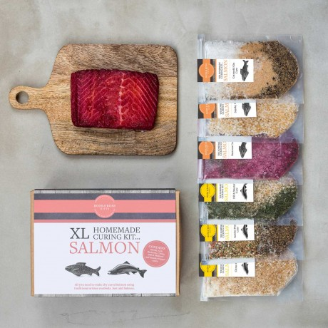 The NEW Homemade Curing Kit... Complete Collection