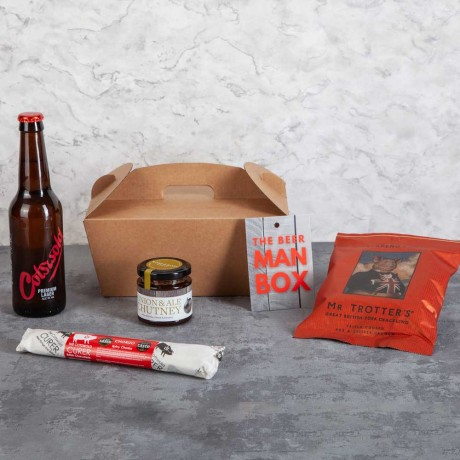 The Spicy Man Box