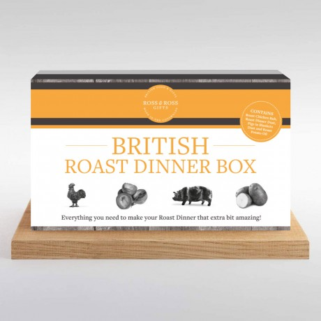 British Roast Dinner Box
