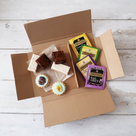 The treat box - for two
