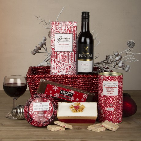 Festive Treats Christmas Hamper