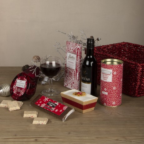 Festive Treats Christmas Gift Hamper