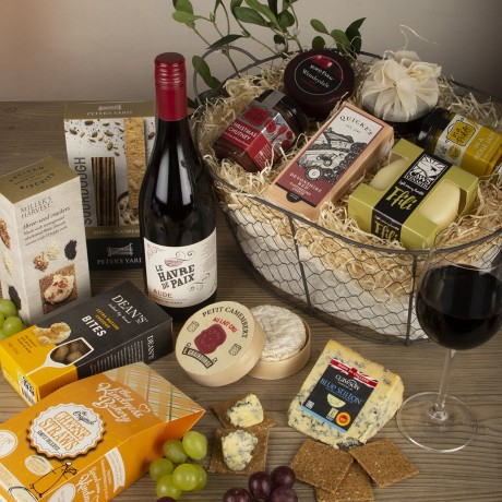 2019 The Cheese Lover's Gift Hamper