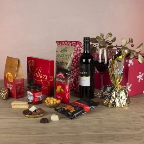 Christmas Carol Gift Hamper
