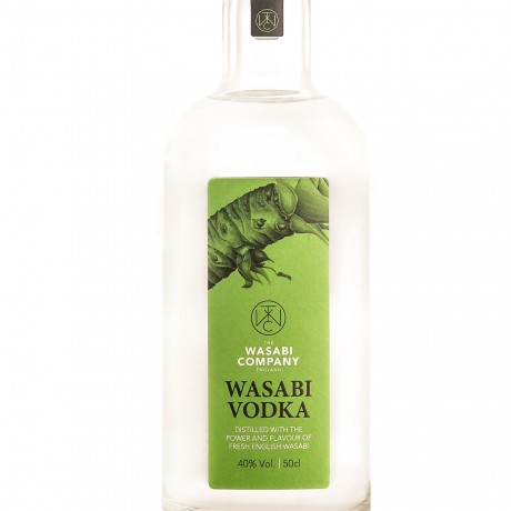Wasabi Vodka - 50cl